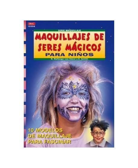 Maquillajes de seres mágicos para niños