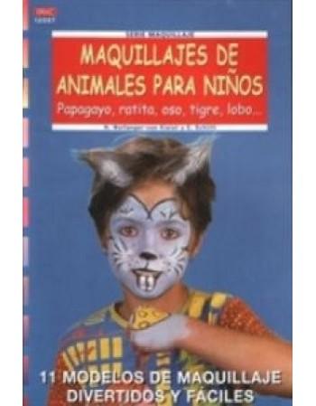 Maquillajes de animales...
