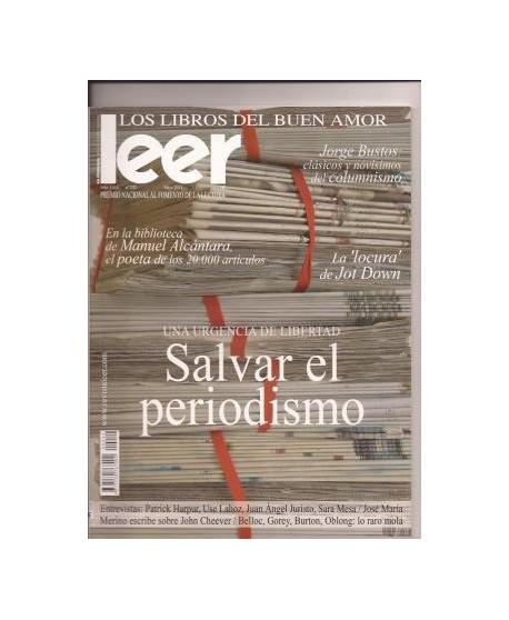Revista LEER. Febrero 2017. nº 279