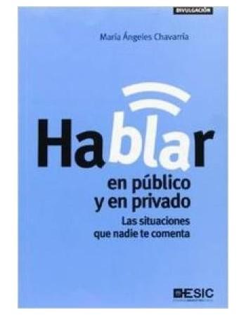Hablar en público y en...