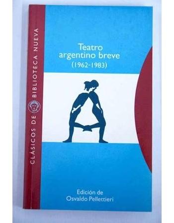 Teatro argentino breve...