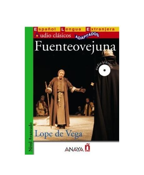 Fuenteovejuna (Audio clásicos adaptados CD)