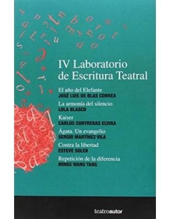 IV Laboratorio de Escritura...