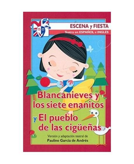 Blancanieves Y Los Siete Enanitos El Pueblo De Las Cigüeñas
