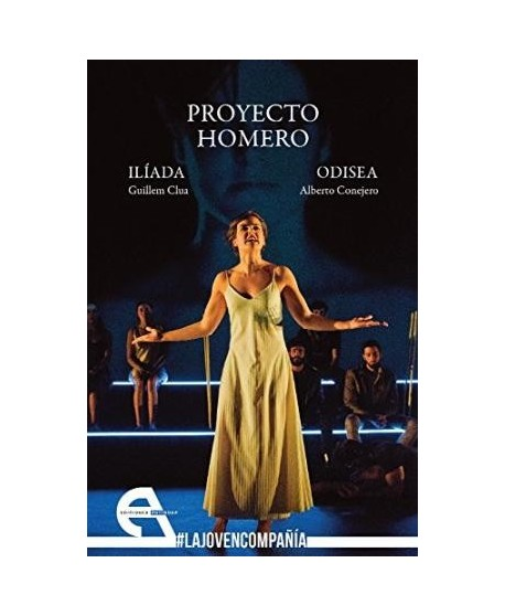 Proyecto Homero.Ilíada.Odisea