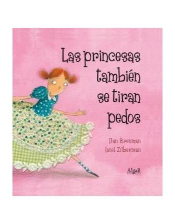 Las princesas también se...