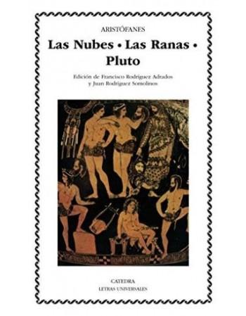 Las nubes - Las ranas - Pluto
