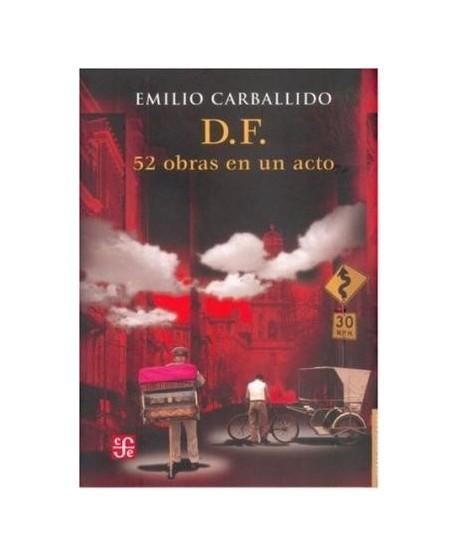 D. F. 52 Obras en un acto