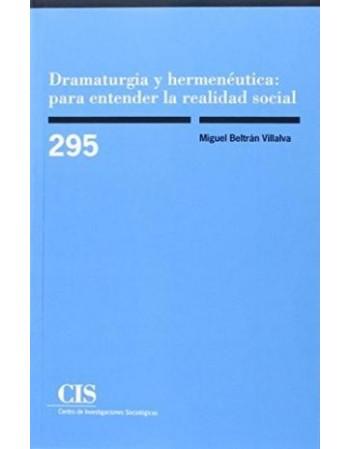 Dramaturgia y hermenéutica:...