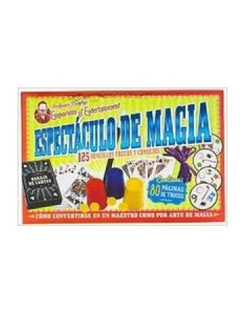 Espectáculo de magia. 125...