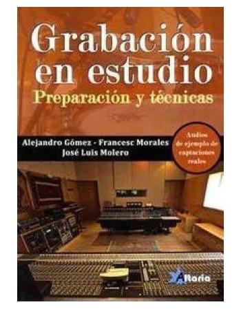 Grabación en estudio....