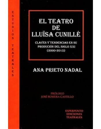 El teatro de Lluïsa Cunillé