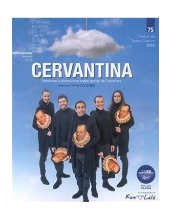 Cervantina. Versiones y...