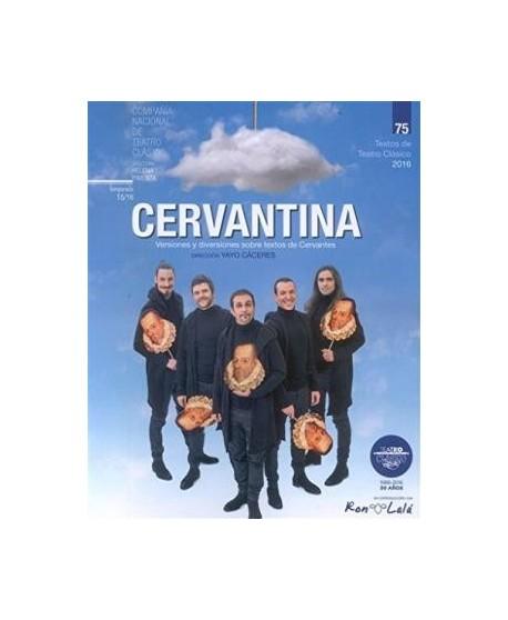 Cervantina. Versiones y diversiones sobre textos de Cervantes