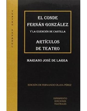 El conde Fernán González y...