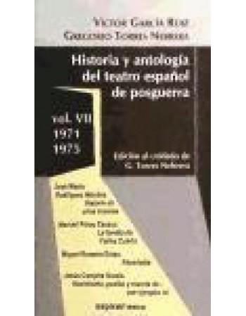 Historia y antología del...