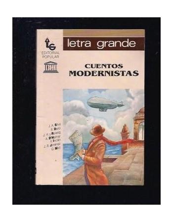 Cuentos modernistas