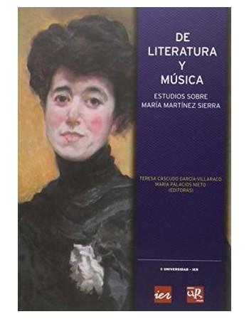 De literatura y música....