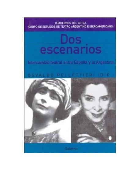 Dos escenarios. Intercambio teatral entre España y Argentina