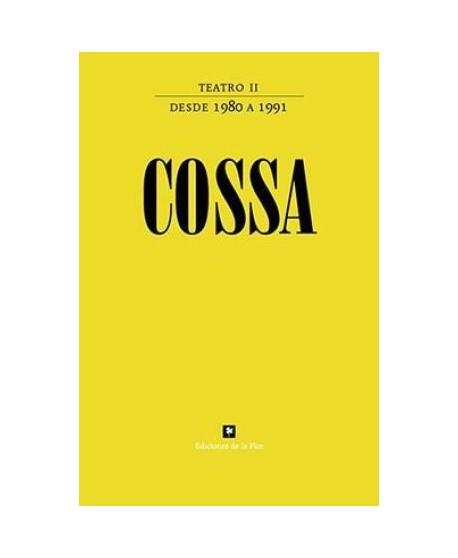 Cossa Teatro II (desde 1980 a 1991)