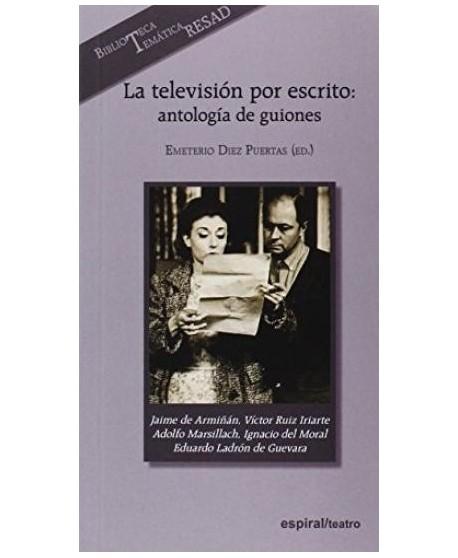 La televisión por escrito: antología de guiones