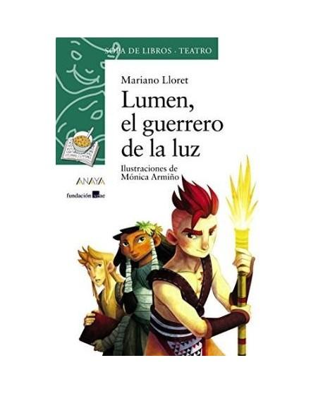 Lumen, el guerrero de la luz