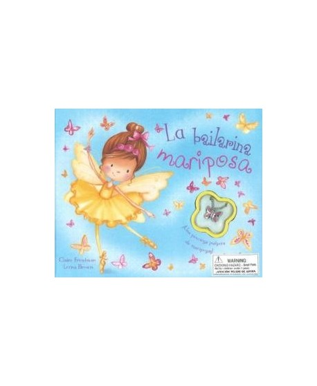 La bailarina mariposa