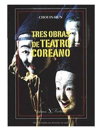 Tres obras de teatro coreano