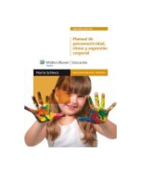 Manual de psicomotricidad, ritmo y expresión corporal
