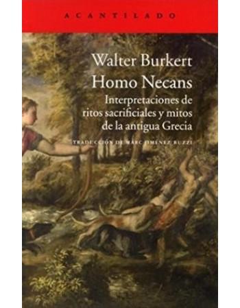 Homo Necans....