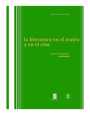 La literatura en el teatro...