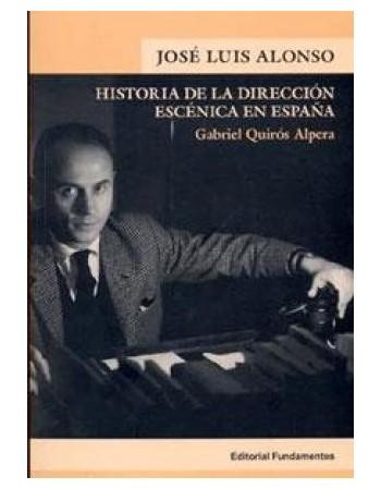 José Luis Alonso. Historia...