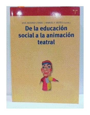 De la educación social a la...