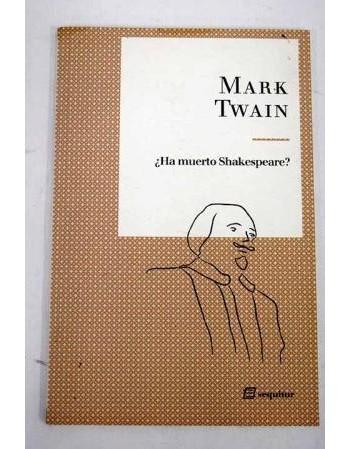 ¿Ha muerto Shakespeare?