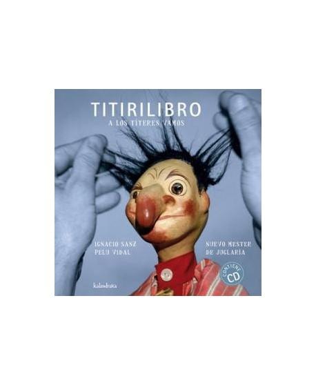 Titirilibro (Contiene CD)