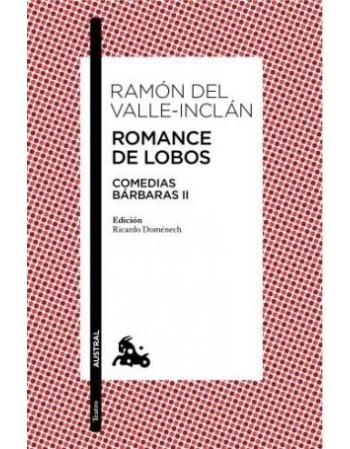Romance de lobos (Comedias...