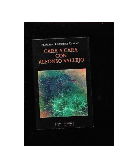 Cara a cara con Alfonso Vallejo