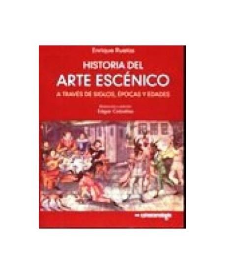 Historia del arte escénico a través de siglos, épocas y edades