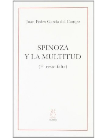 Spinoza y la multitud (El...