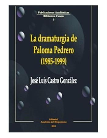 La dramaturgia de Paloma...