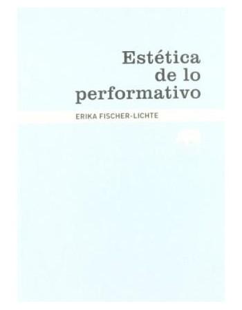 Estética de lo performativo