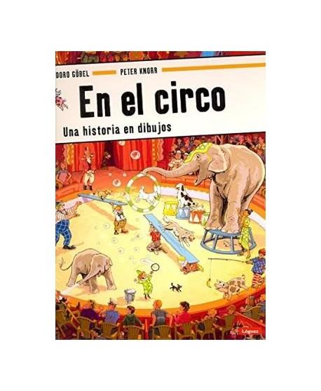 En el Circo. Una historia en dibujos.