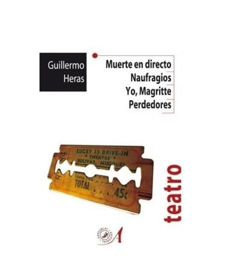 Muerte en directo / Naufragios / Yo, Magritte / Perdedores