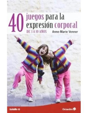 40 juegos para la expresión...