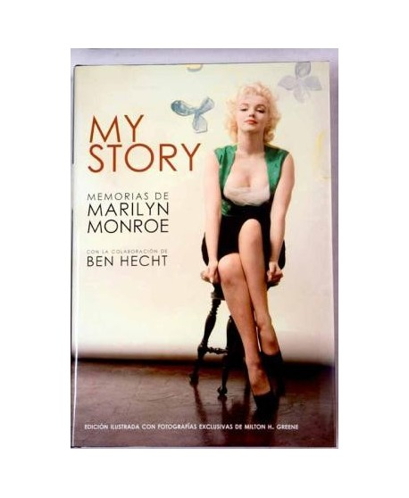 My Story. Memorias de Marilyn Monroe