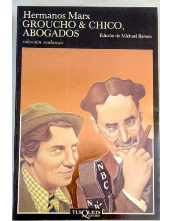 Groucho and Chico, Abogados