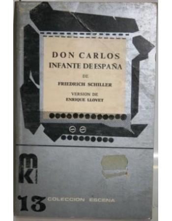 Don Carlos Infante de España
