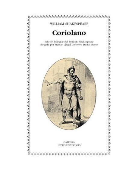 Coriolano. Ed Bilingüe