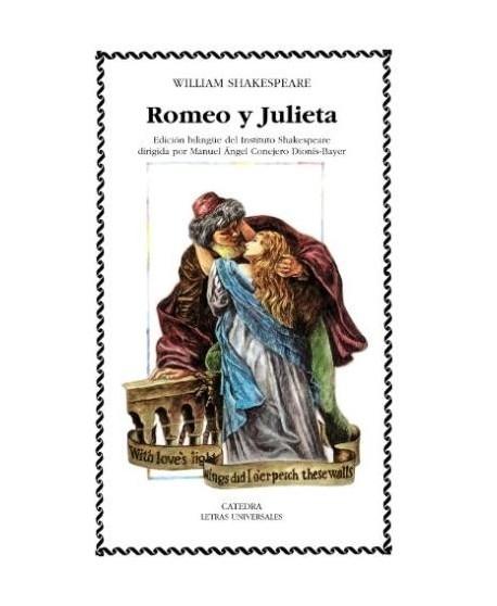 Romeo y Julieta. Bilingüe