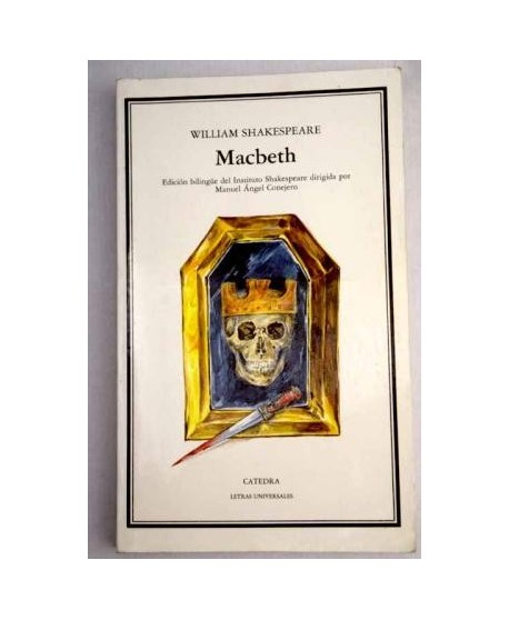 Macbeth (edic. bilingüe: inglés/español)